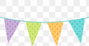 Birth - Party Birthday Banner Paper Clip Art PNG