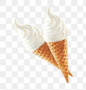Ice Cream - Chocolate Ice Cream Ice Cream Cone Waffle PNG