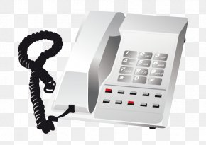 Vector Phone - Communication Technology Icon PNG