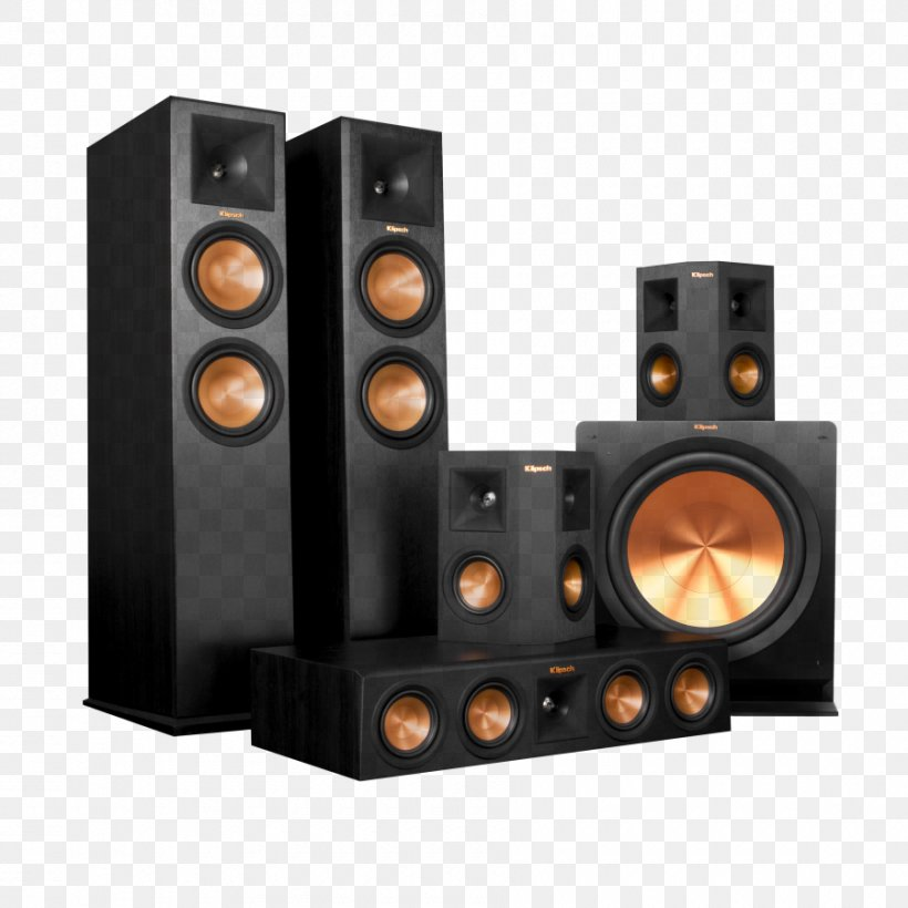 Horn Loudspeaker Klipsch Audio Technologies Home Theater Systems Png 900x900px 51 Surround Sound Loudspeaker Audio Audio
