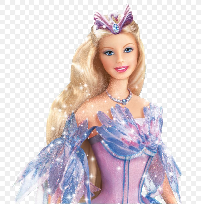 Barbie The Princess The Popstar Totally Hair Barbie