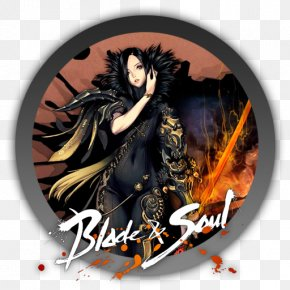 Blade And Soul Circle Icon - Blade & Soul Guild Wars 2 Lineage II Massively Multiplayer Online Role-playing Game PNG