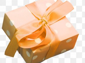 Gift - Gift Wrapping Birthday Box PNG