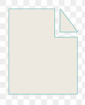 Rectangle Document Icon - Document Icon PNG