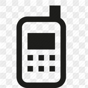 Download Cell Phone Free Vectors Icon - IPhone Telephone Call Iconfinder Clip Art PNG
