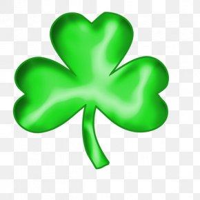 Saint Patrick's Day - Shamrock Saint Patrick's Day Clip Art PNG