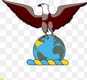 Eagle - Eagle, Globe, And Anchor Eagle, Globe, And Anchor Clip Art PNG