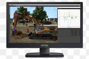 Virtual Studio - Vortex CM Labs Simulations Real-time Simulation Visualization PNG