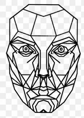 Mask - Golden Ratio Mask Proportion Face PNG