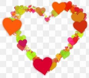 Sweet Heart - Heart Love Clip Art PNG
