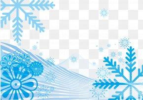 Vector Snowflakes - Winter Snowflake Clip Art PNG