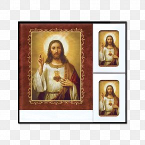 Sacred Heart Of Jesus - Sacred Heart Religion Love Religious Image PNG