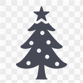Download Ico Christmas Tree - Santa Claus Christmas Tree PNG