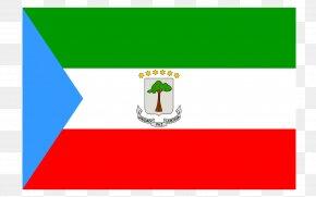 Flag - Flag Of Equatorial Guinea Flag Of Ethiopia National Flag PNG