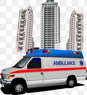 Ambulance Material - Wellington Free Ambulance Clip Art PNG