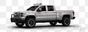 Pickup Truck - Tire Pickup Truck Toyota Car Sport Utility Vehicle PNG