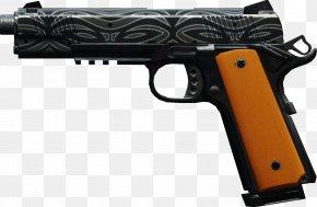Bell - Weapon Firearm M1911 Pistol .45 ACP PNG