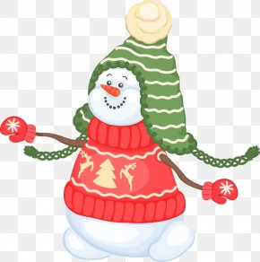 Snowman - Ded Moroz New Year Snowman Clip Art PNG
