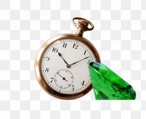 Clock Watch - Pocket Watch Spiraling Into Control Stock.xchng Clock PNG