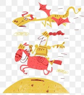 Cartoon Dragon - Peppi Va Alle Hawaii Drawing Cartoon Illustration PNG