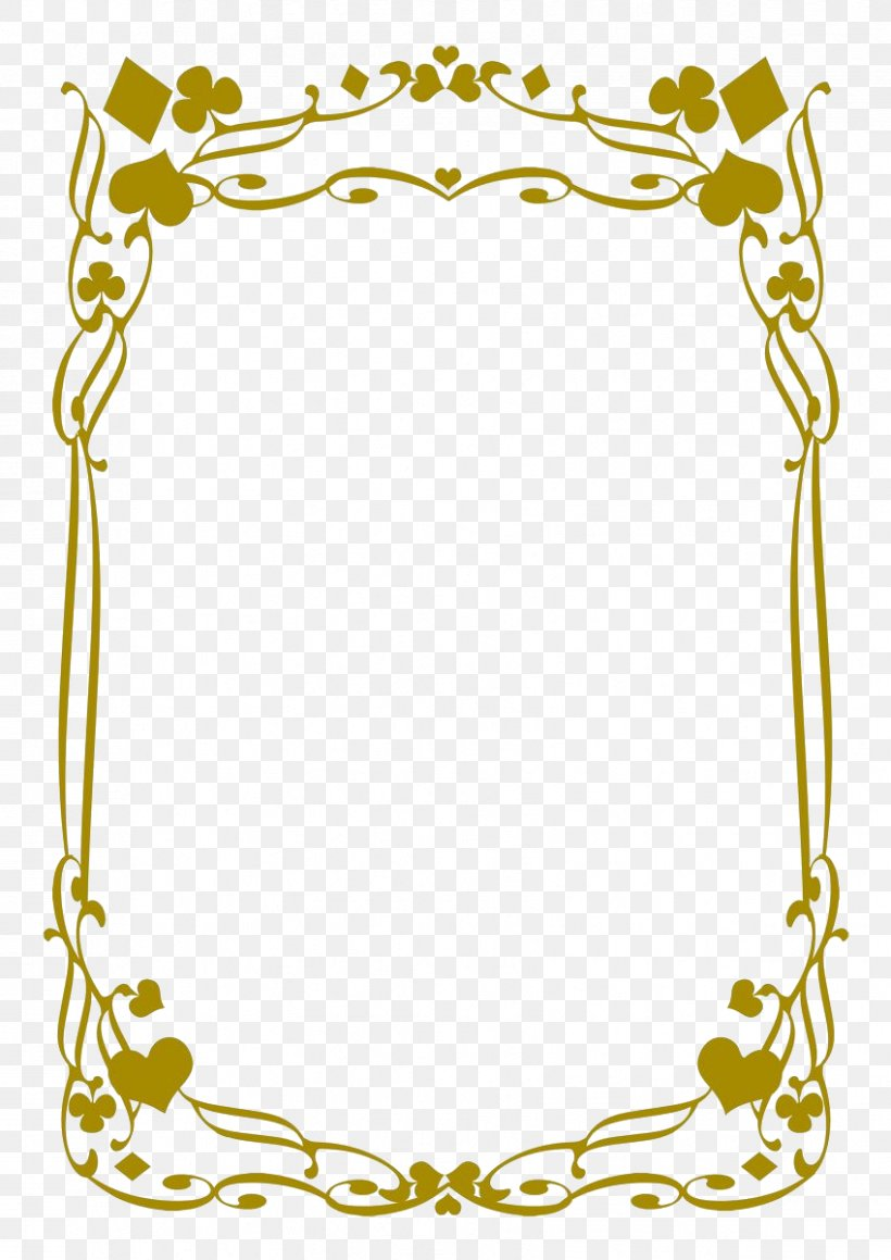 BORDERS AND FRAMES PICTURE FRAME ORNAMENT CLIP ART PNG