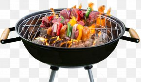 Barbecue - Barbecue Grill Hamburger Grilling Meat Cooking PNG