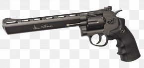 Weapon - Dan Wesson Firearms Airsoft Guns Revolver Air Gun Cartridge PNG