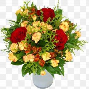 Flower Bouquet - Flower Bouquet Birthday Clip Art PNG