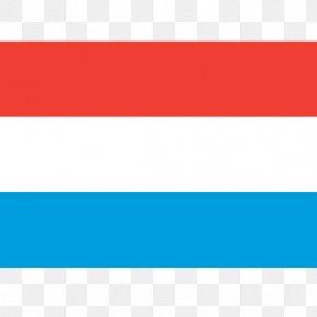 Flag Of Luxembourg - Flag Of Luxembourg Luxembourg City Bandera De La Província De Luxemburg Vlag Van Luxemburg PNG