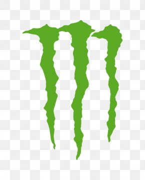 Monster - Monster Energy Energy Drink Red Bull Logo Clip Art PNG