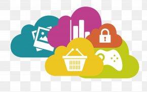 Creative Cloud Service - Service Cloud Computing Icon PNG