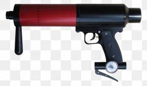Weapon - Trigger Captive Bolt Pistol Firearm Air Gun PNG