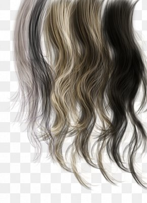 Various Colors Of Hair - Hairstyle Afro-textured Hair Hairdresser PNG