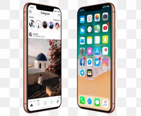Iphone X - IPhone X IPhone 8 Apple PNG