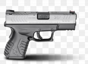 Pistol - Springfield Armory XDM HS2000 .45 ACP .40 S&W PNG