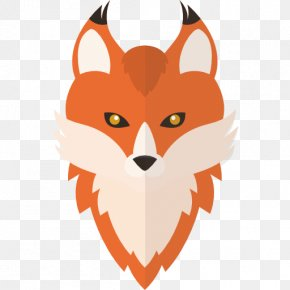 Fox - Clip Art PNG