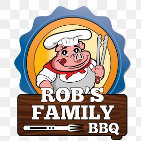 Barbecue - Rob's Family BBQ Barbecue Chicken Ribs Pulled Pork PNG