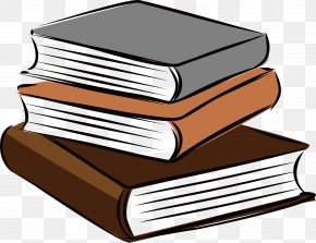 Stack Of Books - Book Clip Art PNG