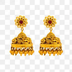 Jewelry - Earring Jewellery Necklace Jewelry Design PNG