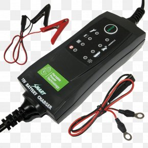 Battery Charger - AC Adapter Battery Charger Electronics Electronic Component Electrical Cable PNG