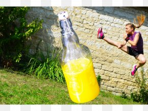 Yellow Juice - High-intensity Interval Training Street Workout Bodyweight Exercise Smoothie PNG