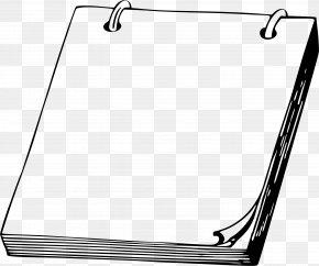 Open Notebook - Laptop Paper Notebook Clip Art PNG