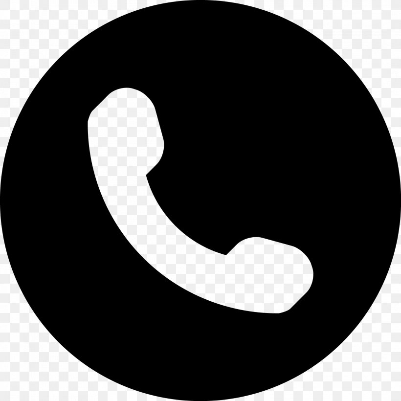 Telephone Call Iphone Symbol Png 2133x2133px Telephone Black Black And White Email Handset Download Free