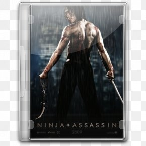 Ninja Assassin - Muscle Action Figure PNG