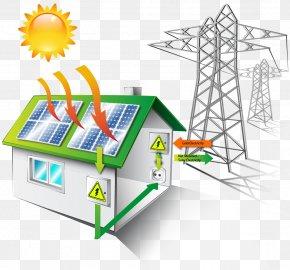 Energy - Solar Power Solar Panels Solar Energy Renewable Energy Photovoltaics PNG