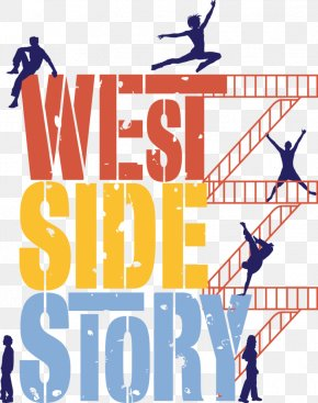 West Side - West Side Story Film Poster 34th Academy Awards PNG