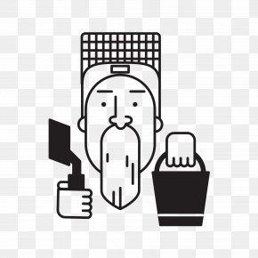 Wu Xing God - Brand Human Behavior Product Design Clip Art Illustration PNG