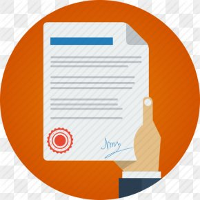 Contract Icon Vector - Contract PNG