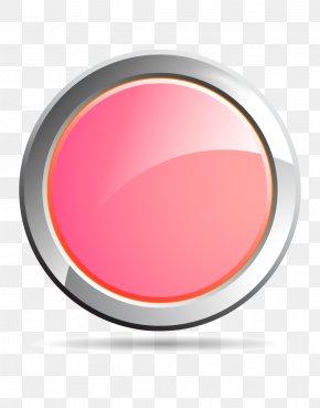 Gradient Vector Tag Textured Pink Circle - Circle Euclidean Vector Disk Gradient PNG