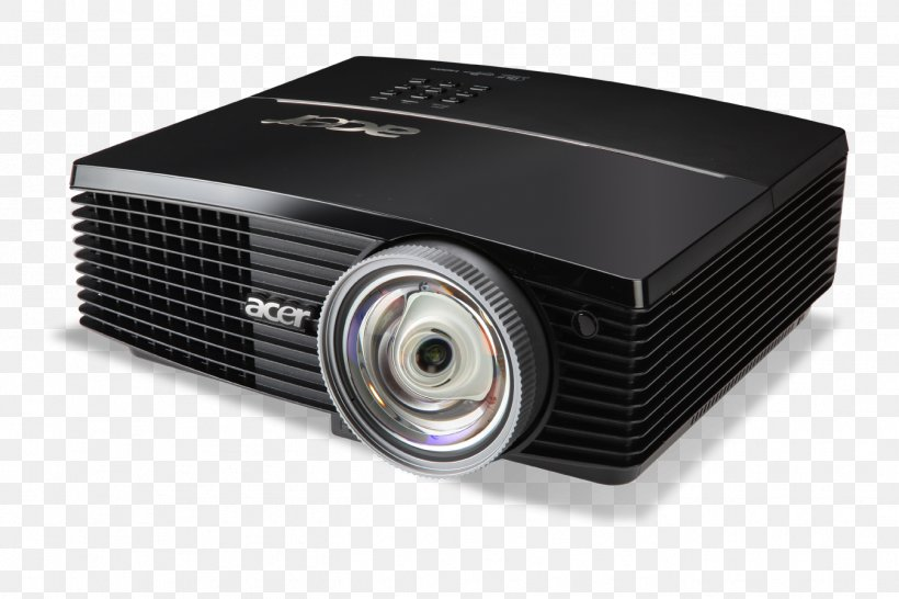 Multimedia Projectors Digital Light Processing Digital Micromirror Device  Contrast, PNG, 1348x899px, Multimedia Projectors, Acer Inc, Component